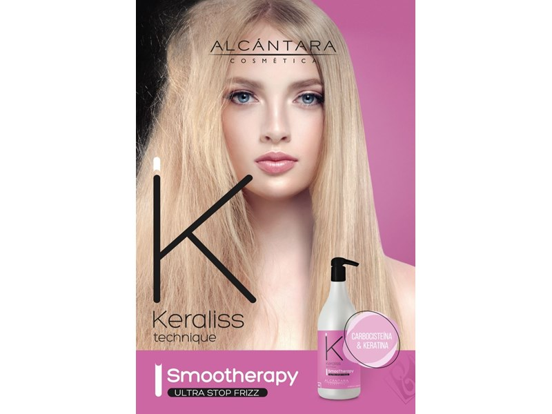 ¿Conoces la Smootherapy capilar?