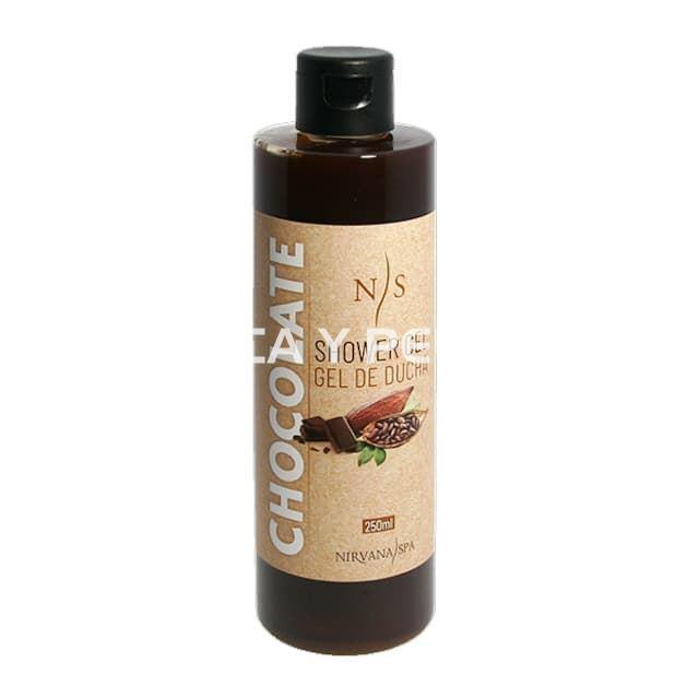 Chocolate shower gel, 250ml. - Imagen 1