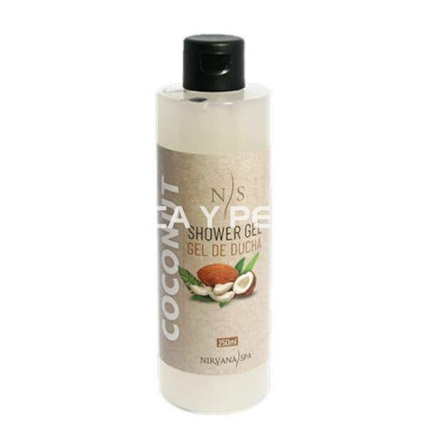 Coconut shower gel, 250ml. - Imagen 1