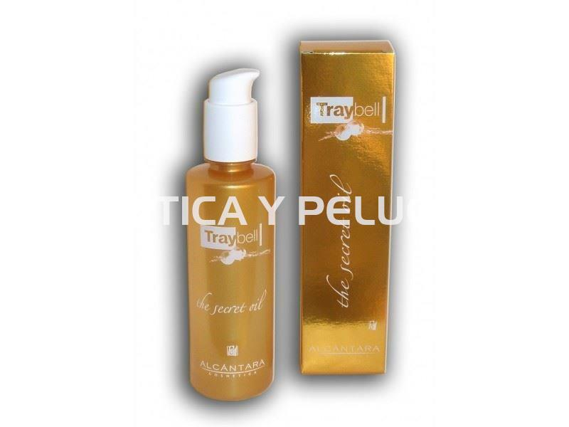 The Secret Oil 200ml. aceite de argán Traybell
